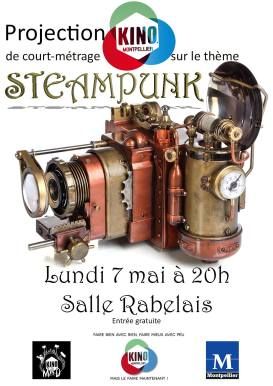 Kino-Montpellier Projection Steampunk