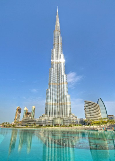 World's Tallest Tower - Burj Khalifa | Facts For Kids, People & Places « Kinooze