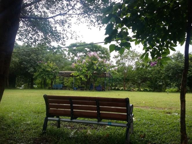 july-bench