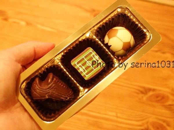 サッカーチョコレートセット
