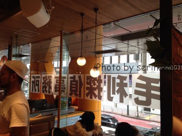 コナンカフェタワレコ渋谷店