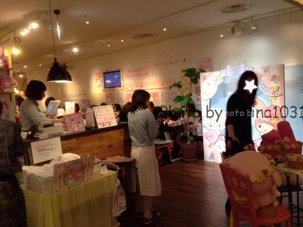 マイメロディ&マイスウィートピアノカフェパルコ渋谷店