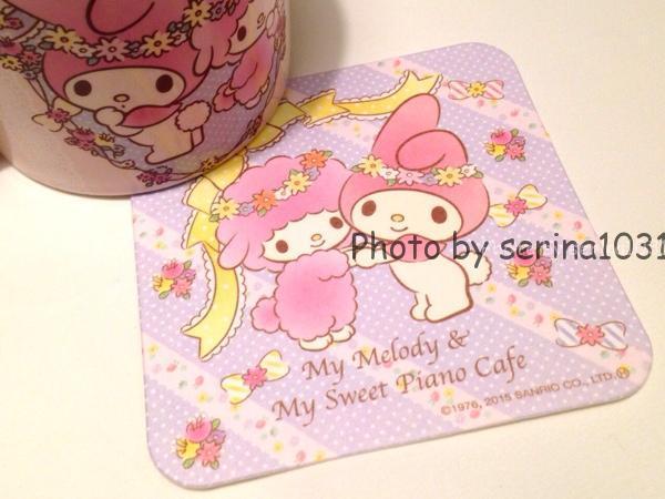 キキ&ララ♥マイメロディ 40th anniversary cafeお土産
