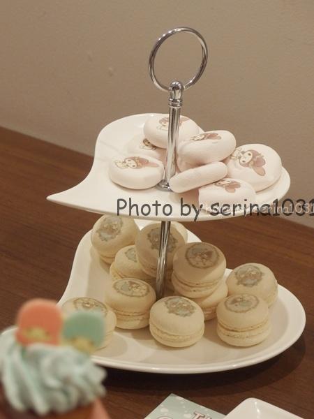 キキ&ララ♥マイメロディ 40th anniversary cafeレセプションパーティー