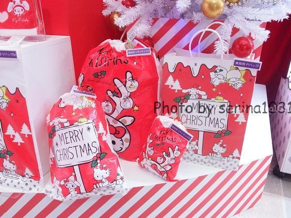 サンリオクリスマスグッズ2015