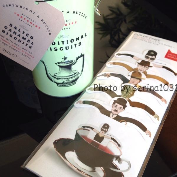 TEA PARTY紅茶セット