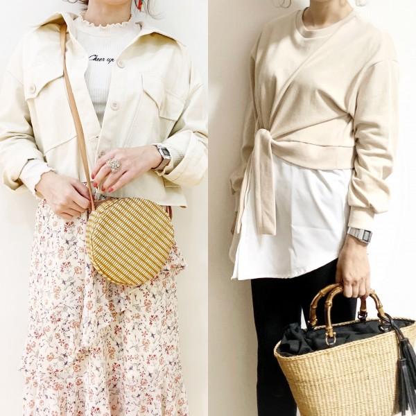 30代女子の2019年春のトップス購入品
