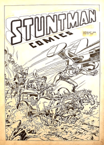 9 - Stuntman cover promise