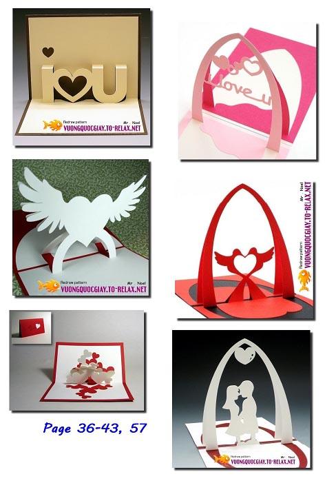 Ebook tổng hợp Valentine pattern