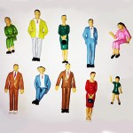 Colored figures