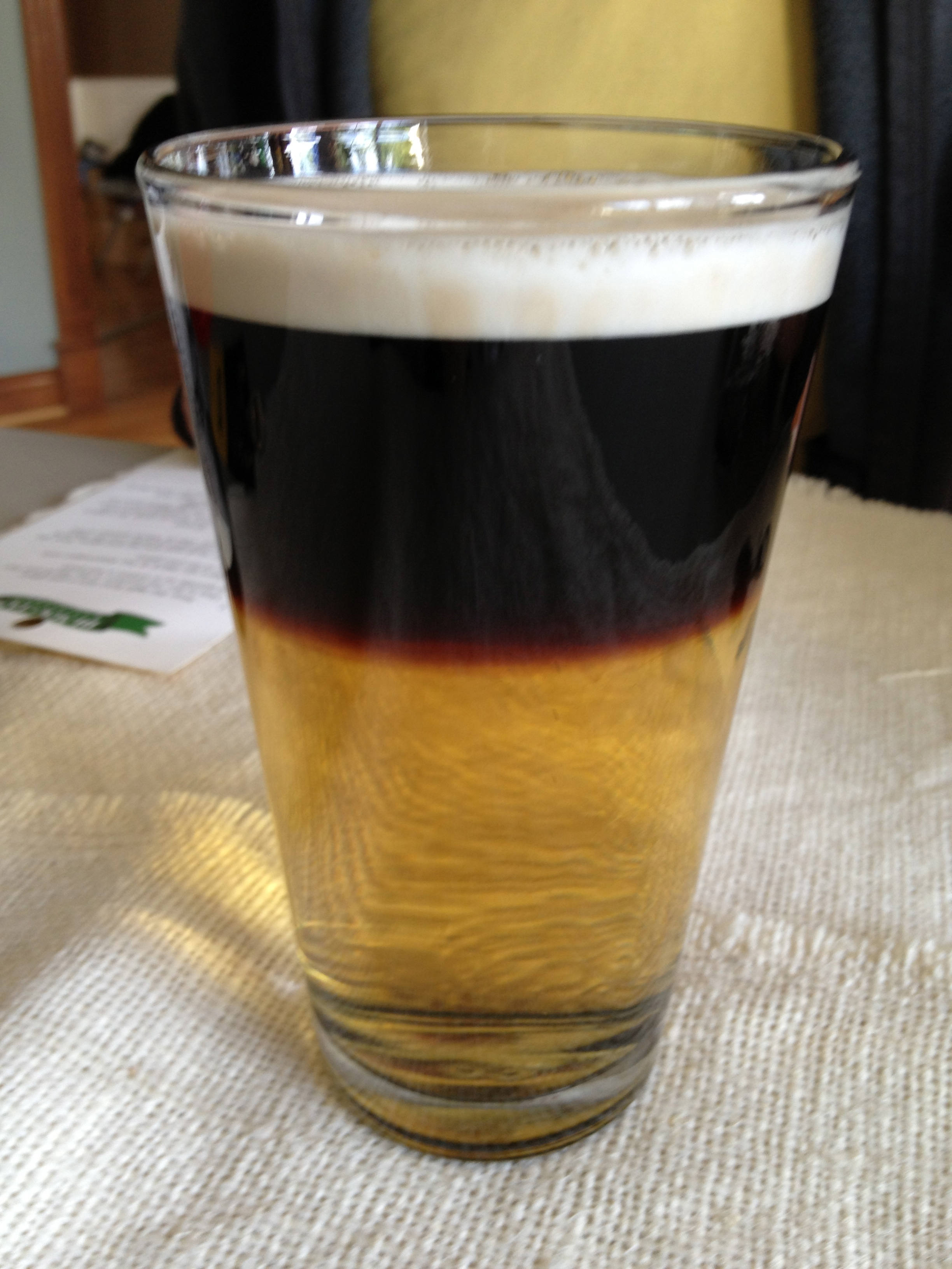 Aweinspiring Tan Made From My Own Ever Black Tan Black Tan Drink Guinness Black Tan Alcohol Drink This Is What A Black nice food Black And Tan Drink