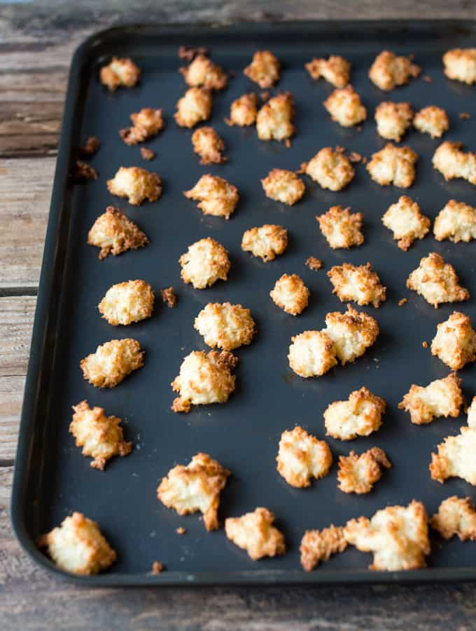 Coconut Macaroon Granola - Hands-down the best granola I've ever tasted. Gluten free too!