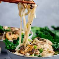Nigel Slater's Chicken Noodle Soup