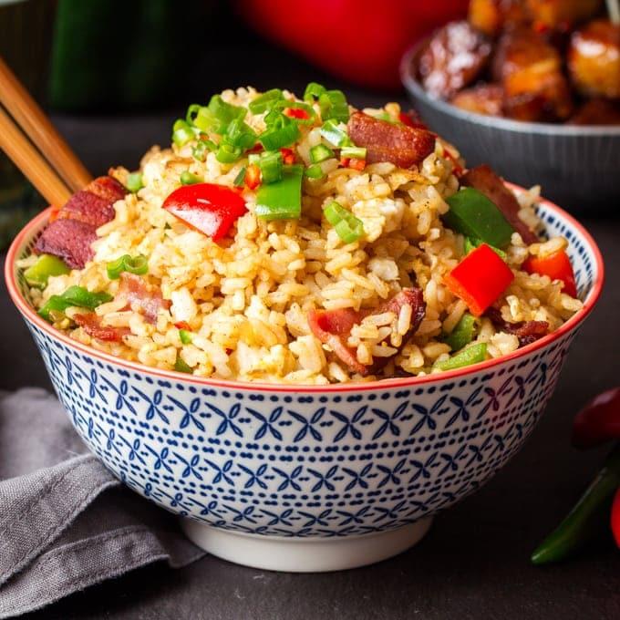 Sticky chinese belly pork recipe