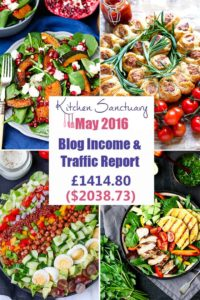 May income and traffic report 2016