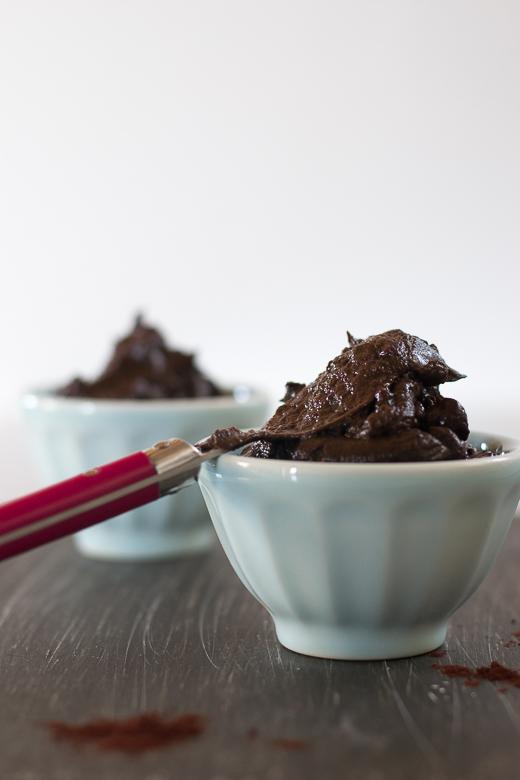 chocolate pudding final shot