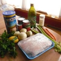 Psari Plaki - Greek Fish with Tomato Sauce