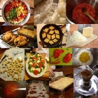 Menu Planning: Italian American Birthday Feasts