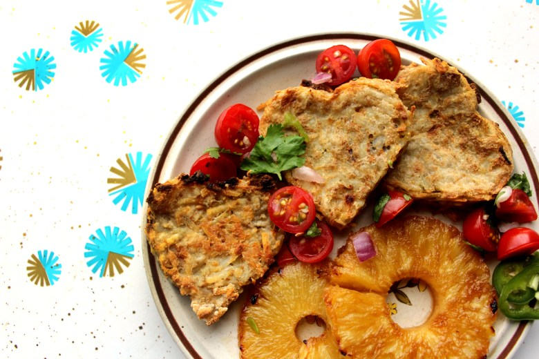 Pico Pineapple Potato Pancakes