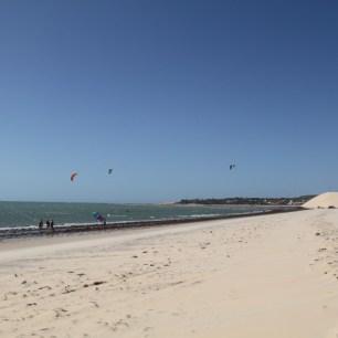 Jericoacoara enourmous beach