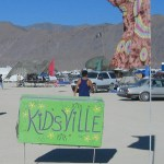 Kidsville sign