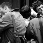 More Men Kissing – William Hamon