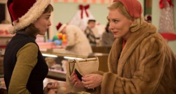 'Carol' Features a May/December Lesbian Romance, Is an Oscar Contender