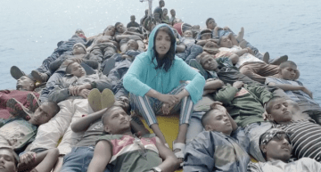"""M.I.A Drops New Hard-Hitting Video For """"Borders"""" And Tackles The Refugee Crisis Directly"""