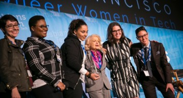 Lesbians Who Tech's Edie Windsor Coding Scholarship Looks To Have More Queer Women Shaping The Future Of Technology