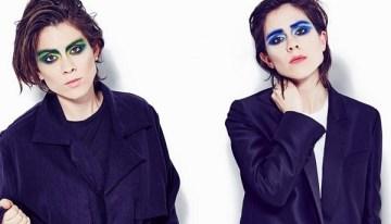 """Tegan and Sara Premiere Their """"Faint of Heart"""" Music Video, With An Epic LGBTQ Lip Sync Battle"""