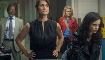 'Jessica Jones' Is A Perfect Portrayal Of Real Female Friendship.