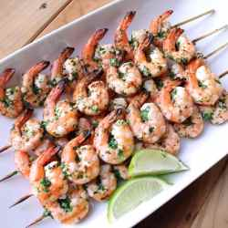 Small Of How Long To Grill Shrimp