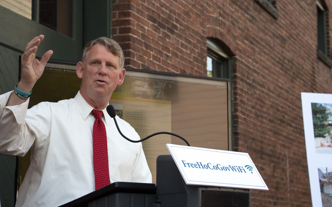 Kittleman Administration Grant A Big Boost To Howard County Food Bank