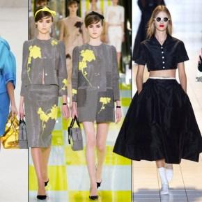 Новости моды: тенденции модной одежды сезона лето 2013