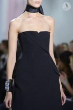 Тенденции летней женской одежды 2013 - модный чёрный цвет от Кристиана Диора 9