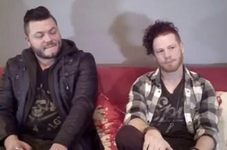 Hinder Video Interview