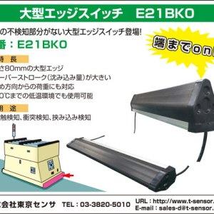大型エッジスイッチ E21BKO