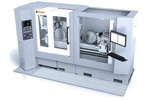 高品質で効率的な加工を実現する多用途チップソー研磨機