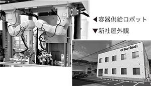 ロボットを用いた生産システムの構築で現場の自動化・生産性向上に貢献