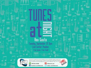 Tunes at night(Rev Gusto)_Axis TV