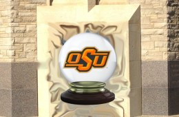 OSU Campanile Crystal Ball Base