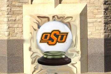 OSU Campanile Crystal Ball Base