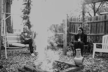 Meditation fire
