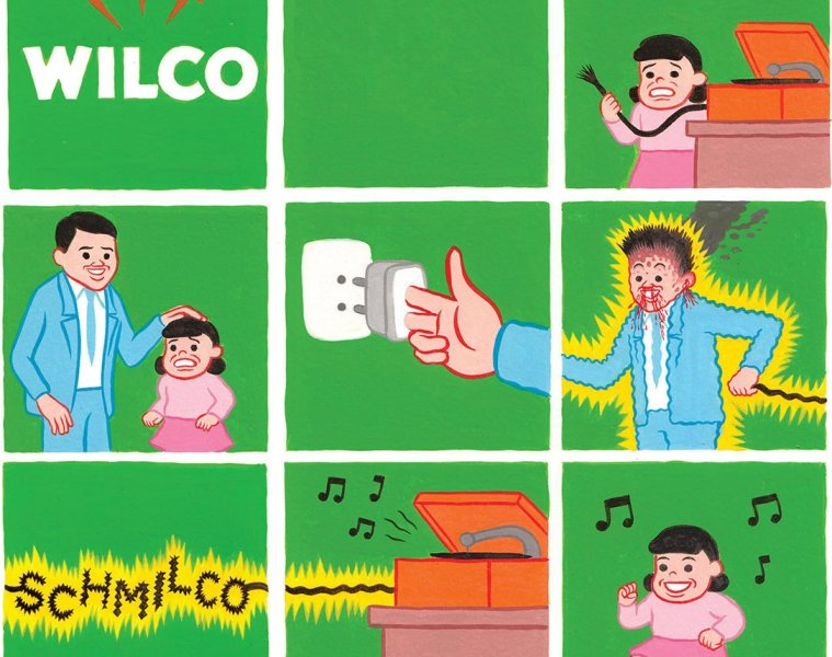 Wilco's tenth studio album, Schmilco