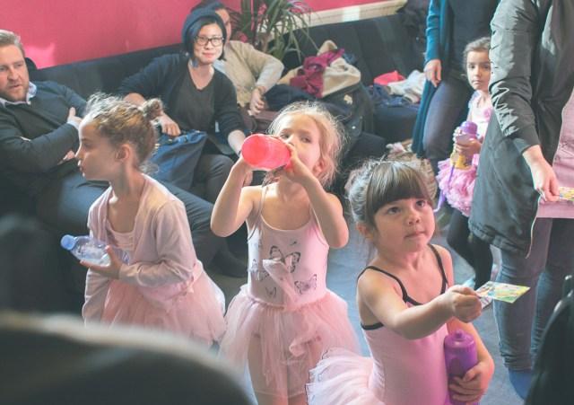 Vår lilla ballerina