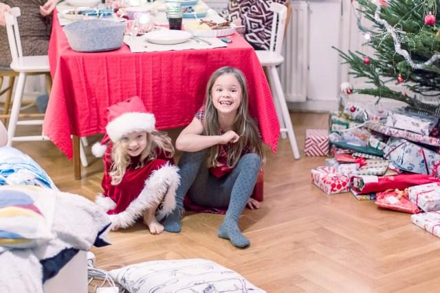 Julmaten och spex