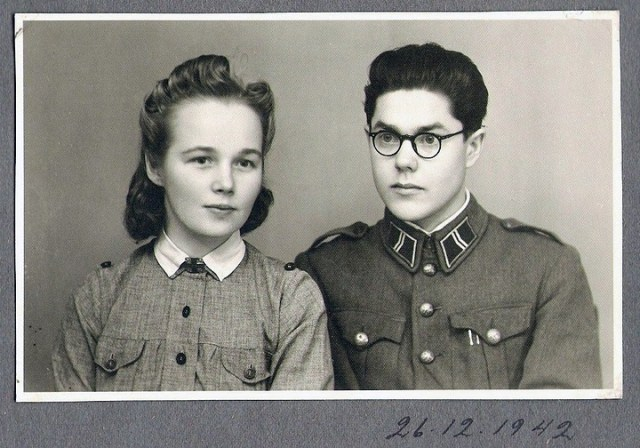 Mummo ja Ukki