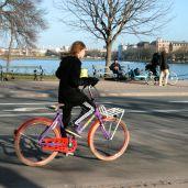 Dronning Louises fietser 64