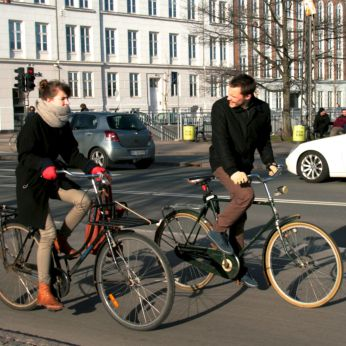 Dronning Louises fietser 10
