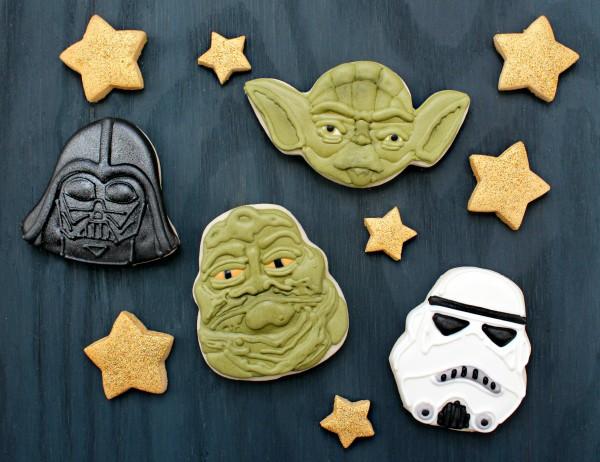 Star Wars : wie wär's mit ein paar Keksen?!